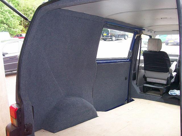 Veltrim Van Lining Carpet Treadsafe Vehicle Lining